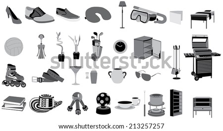 collection set of objects