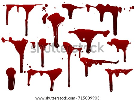 collection various blood or