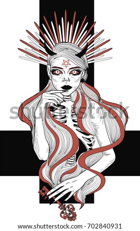 collector of souls demon girl