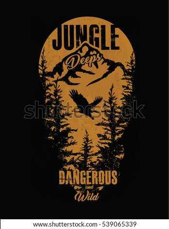college. climbing. vintage tee print design. camping and outdoor adventure vintage emblems