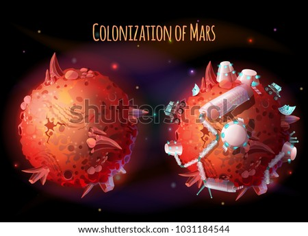 colonization  exploration and