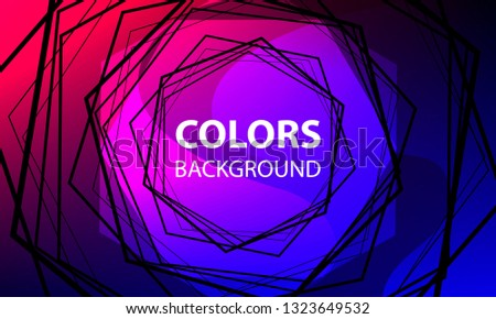 color background  gradient