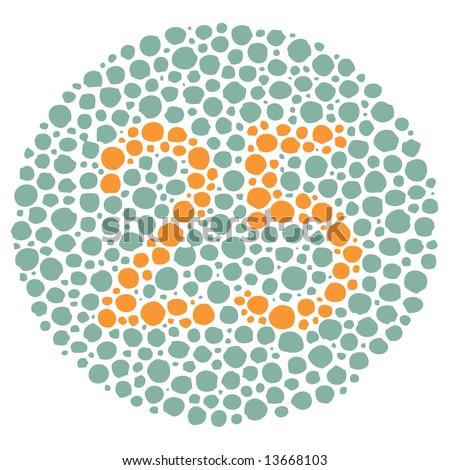 Color Blindness Test - 25