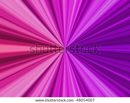 Color Burst Background (Vector)