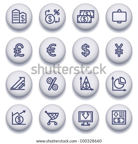 Color buttons with contour icons 11