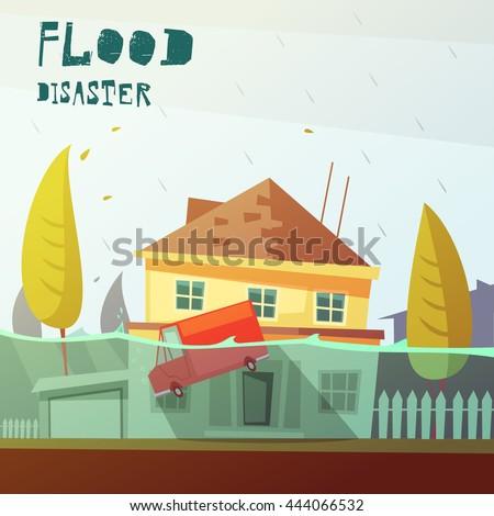 color cartoon illustration
