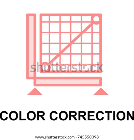 COLOR CORRECTION ICON