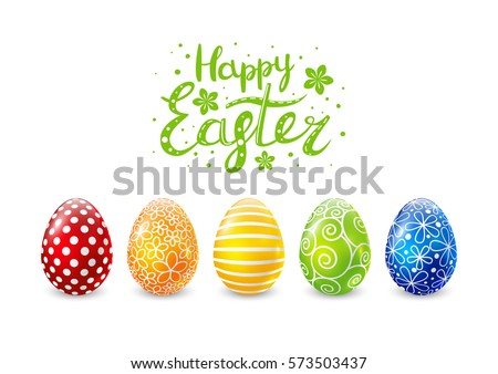 color easter eggs for your