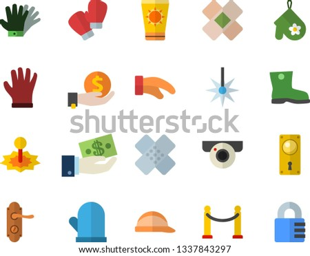 VIP Flat Icon Set - Download Free Vector Art, Stock Graphics & Images