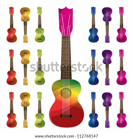 Color Full Ukulele
