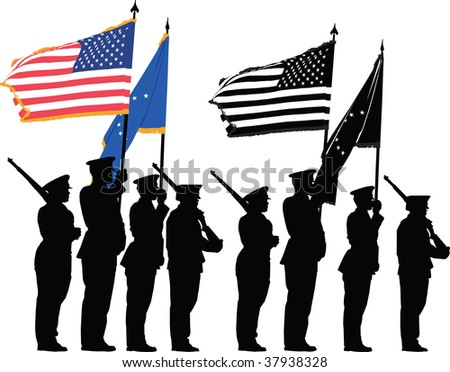 color guard of the united