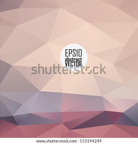 color theme vector abstract background