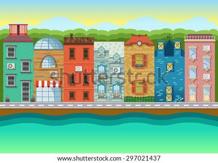 color vector illustrations