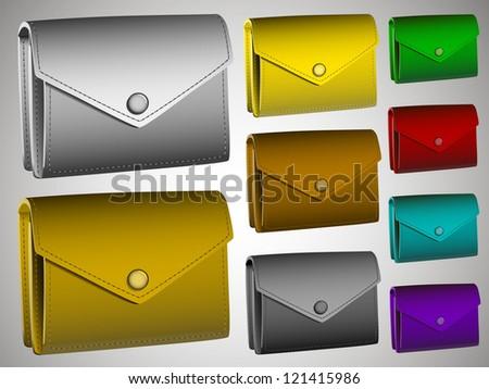 Color wallets