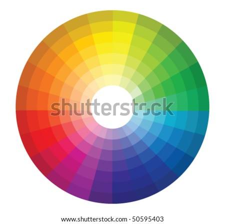 Free Color Wheel Vector Download Free Vector Art Stock Graphics