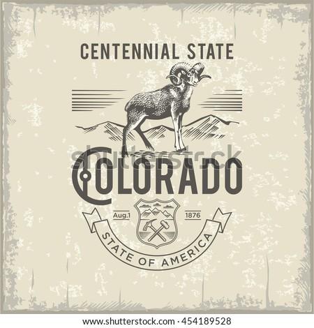 colorado centennial state ...