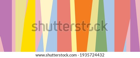 colored bright background of