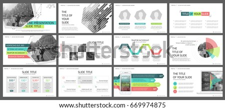 Colored elements for infographics on a white background. Presentation templates. Use in presentation, flyer and leaflet, corporate report, marketing, advertising, annual report, banner.
