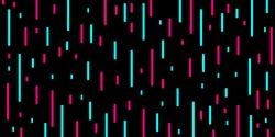 Colored modern background in the style of the social network. Digital background. Stream cover. Social media concept. Vector illustration. EPS10