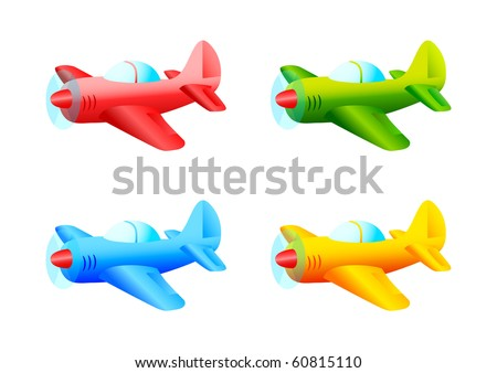 Colored planes