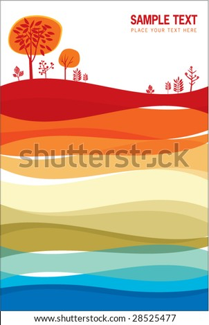 colorful abstract background for your cover