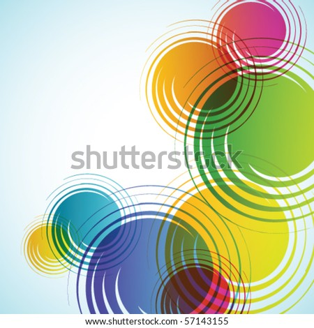 Colorful abstract background textures - trendy business  template with copy space Contemporary texture