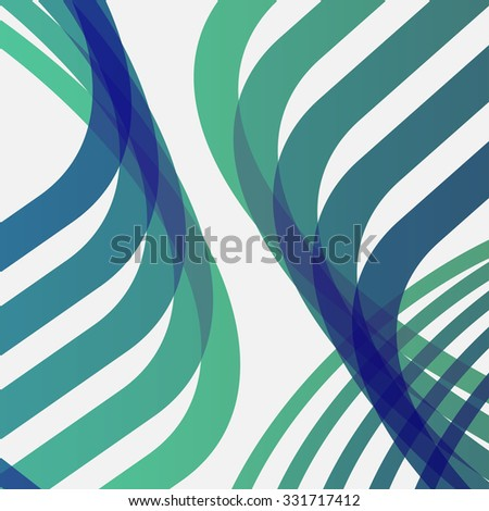colorful abstract lines   eps10