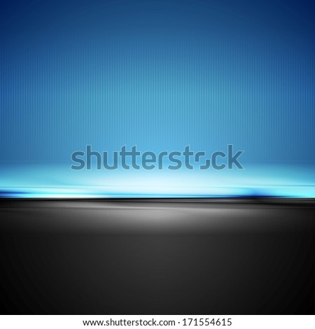 Colorful abstract technology vector background