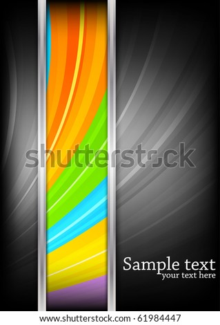 Colorful background. Vector illustration