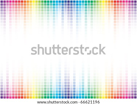colorful background with copy-space