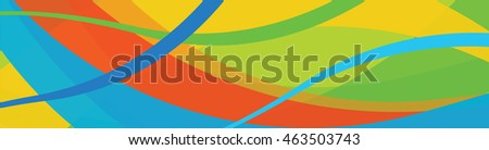 colorful background with copy