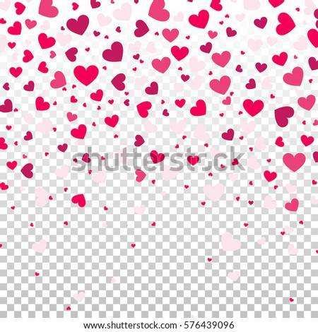 colorful background with heart