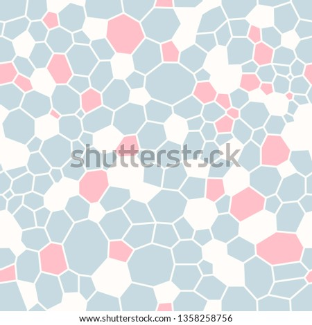 Colorful background with mosaic ornament