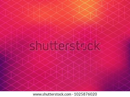 colorful bg with geometric