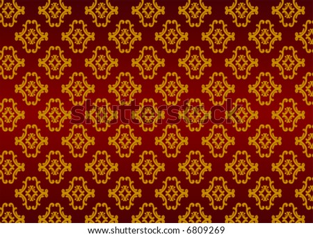 Colorful bright wallpaper pattern background