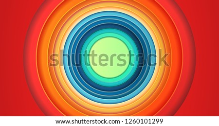 colorful circles tunes