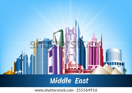 Free Famous Buildings Vector Download Free Vector Art Stock