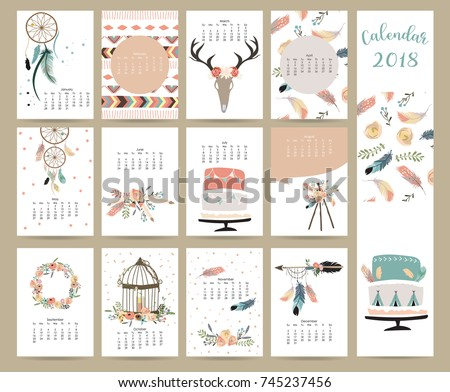 February Printable Monthly Calendar Free Vector  Download Free