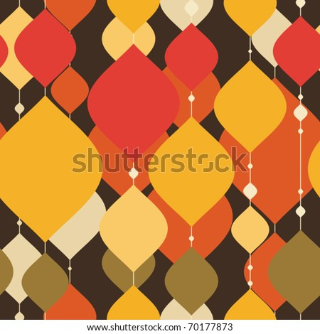 Colorful decorative seamless