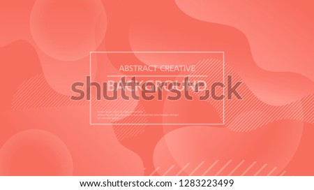 colorful design of abstract