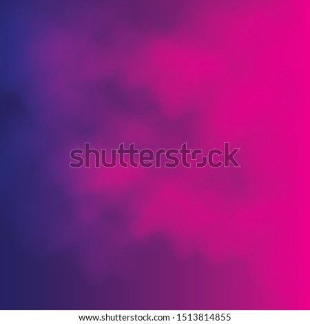 Colorful faded background with smoke.