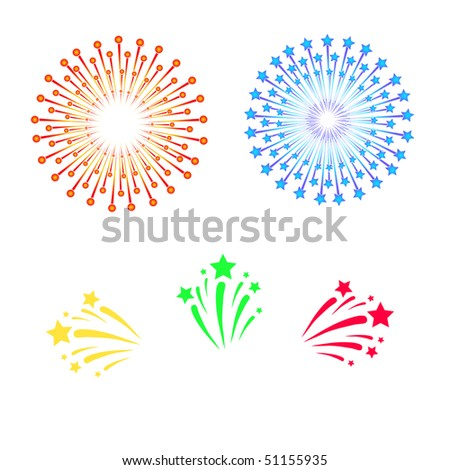animated fireworks background. fireworks cartoon pictures.