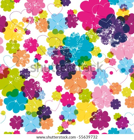 FLOWER PATTERNS FOR CHILDREN