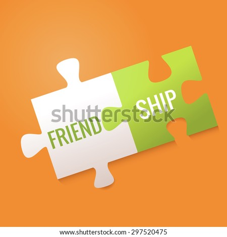 colorful friendship