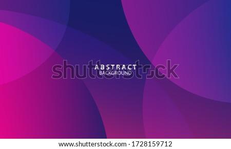 Colorful geometric background. Fluid gradient shapes composition. Liquid color background design. Futuristic design posters. Eps 10 Foto stock ©