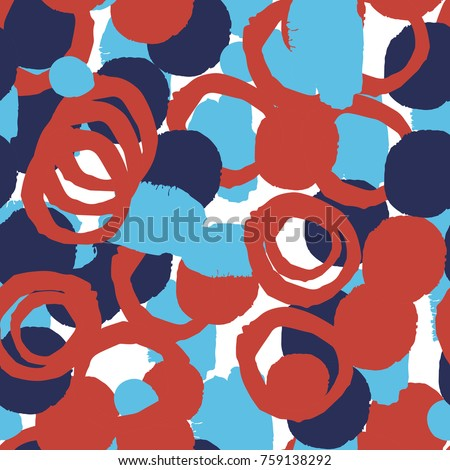stock-vector-colorful-geometric-ink-grunge-seamless-pattern-with-hand-drawn-brush-strokes-circles-rings-and