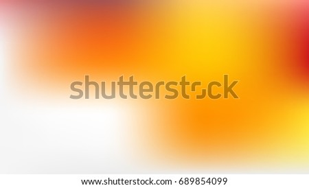 Colorful Gradient blurred vector background