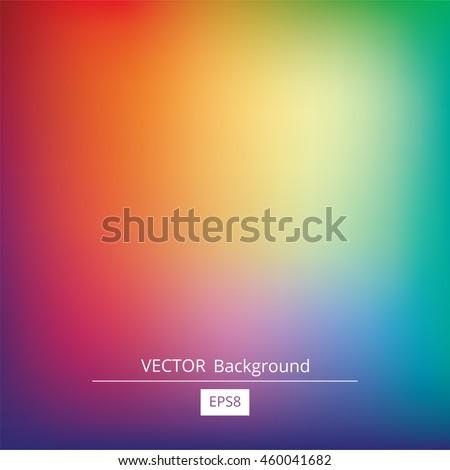 colorful gradient mesh