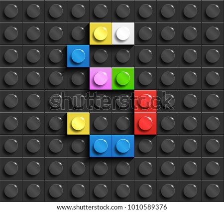 Lego Alphabet Download Free Vector Art Stock Graphics Images