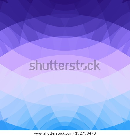 Colorful pattern of geometric shapes. Colorful mosaic banner. Geometric background. Vector illustration.